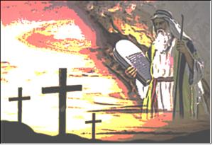 구약 언약의 종착점은 언제나 신약의 예수 그리스도였다.