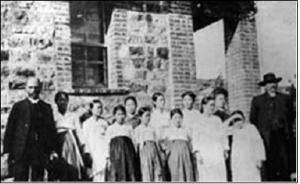 1895년 멘지스(Belle Menzies, 1856-1935)에 의해 설립 된 최초의 지방 여학교 부산 일신여학교