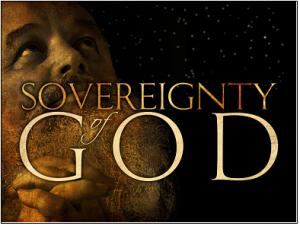 하나님의 절대 주권(God's absolute sovereignty)