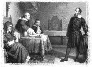 중세 로마 가톨릭교회 종교 재판소