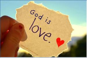 하나님의 사랑이 우리에게 이렇게 나타난바 되었으니 하나님이 자기의 독생자를 세상에 보내심은 그로 말미암아 우리를 살리려 하심이라.(요일 4:9)