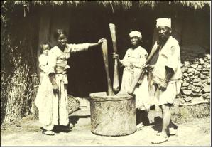 조선선교 초기의 한 가난한 농촌 가정