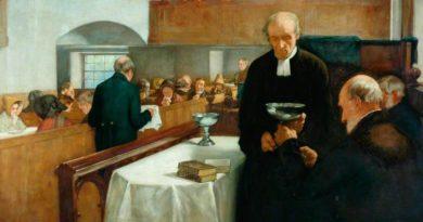 하이델베르크 요리문답 해설(39) 신령한 교제의 식탁(3)